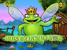Аппарат Супер Удачливая Лягушка в Вулкан клубе
