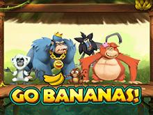 Вперед Бананы! – на деньги в игровом клубе Вулкан