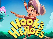 Герои Капитана Крюка — играть на деньги