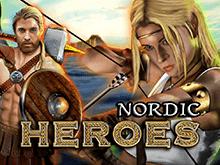 Играть бесплатно и без регистрации в слот Нордические Герои