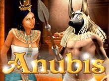 Виртуальный игровой автомат Anubix