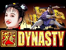 Виртуальный онлайн-автомат Dynasty